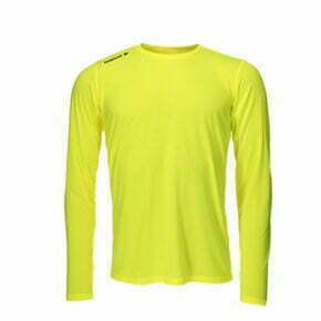 Camiseta técnica manga larga multideporte color flúor - 16140 Luanvi