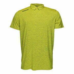 Polo deportivo manga corta especial tenis, pádel y golf - color verde - 15166 Luanvi
