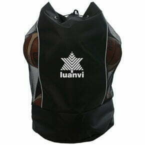 Bolsa porta balones color negro - 11499 - Luanvi