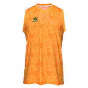 Camiseta de baloncesto color naranja - 15106 Luanvi