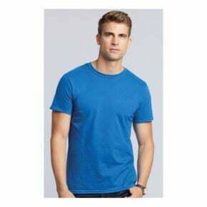Camiseta personalizada online barata manga corta hombre y unisex gildan 2715009