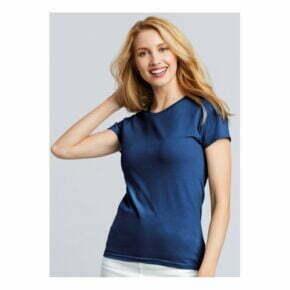 Camiseta personalizada online baratas manga corta mujer gildan 2711909