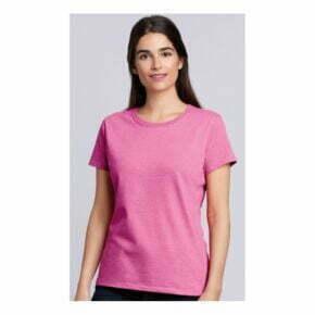 Camiseta personalizada online baratas manga corta mujer gildan 2719409