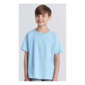 Camiseta personalizada online baratas manga corta niño gildan 2719809