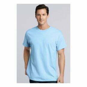 Camisetas personalizadas online baratas manga corta hombre gildan 2710209
