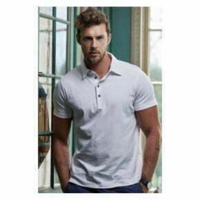Polo personalizado alta calidad bordado de hombre Tee Jays alta calidad 58654
