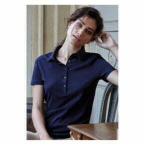 Polo personalizado bordado de mujer Tee Jays alta calidad 58554