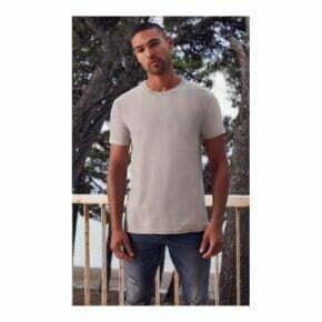 Camiseta personalizada barata manga corta hombre y unisex Fruit of the Loom 61422, 100% algodón