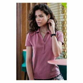 Polo personalizado bordado de mujer Tee Jays alta calidad 51354