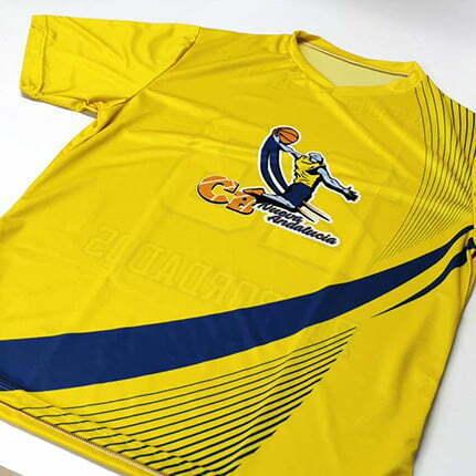 sublimación camisetas deportivas baratas