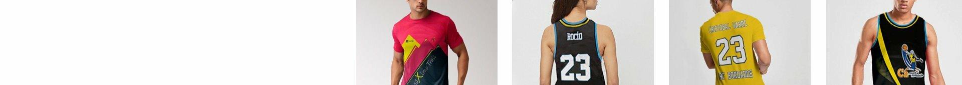 sublimación textil al por mayor - sublimación de ropa