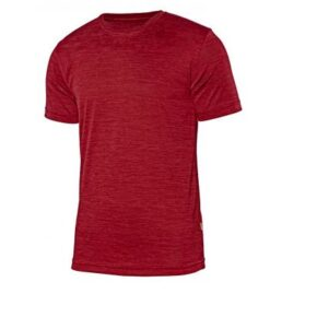 Ropa de trabajo barata camiseta técnica manga corta industria base Velilla serie 105507, 100% poliéster