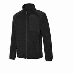 Ropa de trabajo barata chaqueta de punto afelpado industria base Velilla serie 206008, 100% poliéster