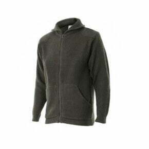 Ropa de trabajo barata chaqueta de punto grueso industria base Velilla serie 102, Punto canalé 100% acrílico