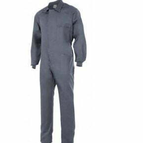 Ropa de trabajo barata mono laboral industria base Velilla serie 208, 100% algodón