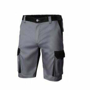Ropa de trabajo barata pantalón bicolor multibolsillos industria base Velilla serie 103020B, 35% algodón 65% poliéster
