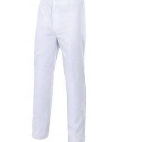 Ropa de trabajo barata pantalón pijama limpieza y sanidad Velilla serie 335, 35% algodón 65% poliéster