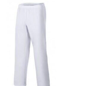 Ropa de trabajo barata pantalón pijama sanidad y limpieza Velilla serie 334, 35% algodón 65% poliéster