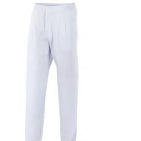 Ropa de trabajo barata pantalón pijama sanidad y limpieza Velilla serie 337, 35% algodón 65% poliéster