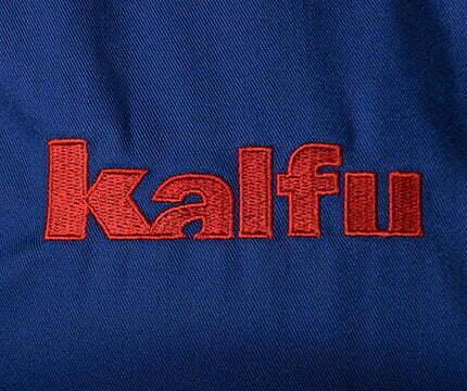 ropa de trabajo personalizada bordado kalfu