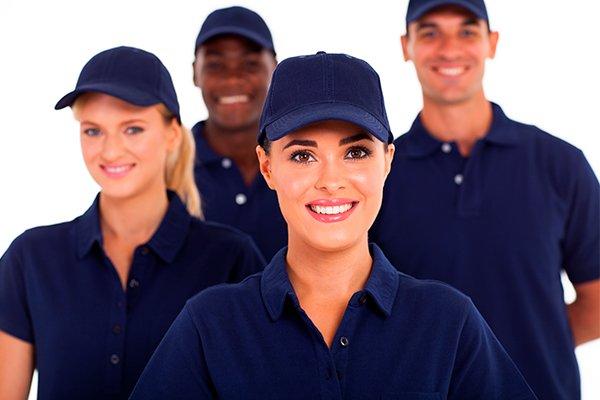 La importancia de los uniformes de trabajo